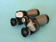 Rare Vintage Zenith Binoculars 10x30 Field 7.5° Coated Optics Wide Angle - VGC