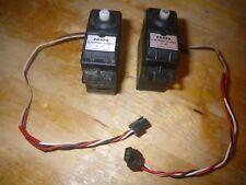 ACOMS VINTAGE MK1 RECEIVER ARA-227- 2 connectors & PRAFA servo's to fit receiver