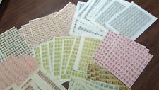 More details for accumulation vietnam 80 sheets cto stamps 1970's -1080's  very high catalogue