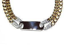 BRACCIALE ORO 18 kT DIAMANTI POMELLATO GOLD DIAMOND BRACELET Diamant-Armband
