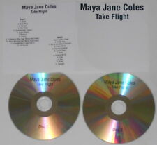 Mary Jane Coles - Take Flight  U.S. promo 2 cd