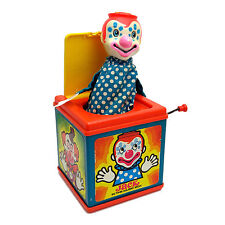 jack in the box toy. mattel jack in the box toy g