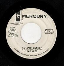 R & B/Novelty Instr.-Apes-Mercury 72219-Tarzan'S Monkey/Don'T Monkey With The Po