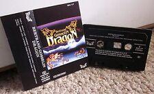 BERTRAND GOSSELIN Dragon cassette tape 1986 folk music Quebec import Gringo Loco