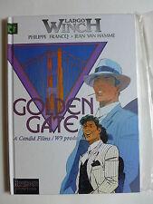 Francq & Van Hamme - Largo Winch. Tome 11. Golden Gate   / EO  2000