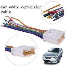 Car Stereo CD Player Wiring Harness Radio Wire Plug CABLE for Mitsubishi JOYEAR