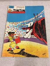 TINTIN  N°856 17e ANNEE  18 MARS 1965 REVUE MAGAZINE VINTAGE