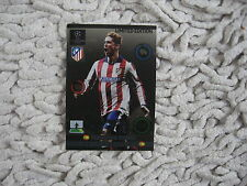 Panini Adrenalyn CHAMPIONS 2015 limited Edition torres atletico update