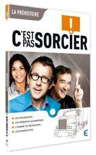 """DVD """"C'EST PAS SORCIER   la Préhistoire""""- NEUF SANS BLISTER"""