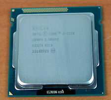 Intel Core i3-3220 3.30GHz Dual Core Desktop Processor LGA1155 SR0RG
