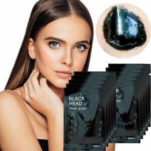 Blackhead Remover Peel Off Black Face Mask Deep Strip Pore Mud Cleansing 6g ✅UK
