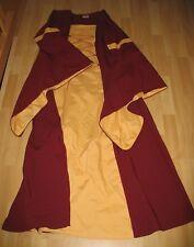 Burgdame Kleid rot/gelb Fasching Karneval Gr. L
