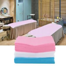 Waterproof Disposable Bed Sheet Oil-proof Bed Cover for SPA Table Hotels Home