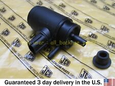 JCB BACKHOE - GENUINE JCB WASH PUMP TWIN MOTOR 12V (PART NO. 714/20600)