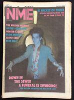 NME 12 May 1984 Nick Cave Holger Czukay Blue Nile Lloyd Cole Jeffrey Osbourne