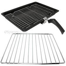 Grill Pan + Handle + Rack + Adjustable Shelf for BRITANNIA Oven Cooker