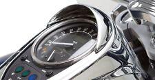 Kawasaki Vulcan 900 Classic Custom Chrome Speedometer Visor New K53020-373 OEM