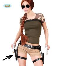 Tomb Raider Game Adventurer Thigh Holster Set