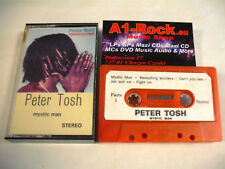 PETER TOSH  Mystic Man  Music Cassette