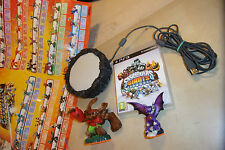 SKYLANDERS GIANTS PS3 GAME +POWER PORTAL + CYNDER & TREEREX FIGURE BUNDLE