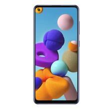 SMARTPHONE SAMSUNG GALAXY A21s BLUE 6,50 RAM 3GB - ROM 128GB