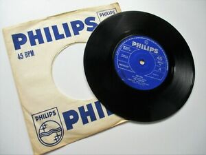 THE 4 SEASONS*******  RAG DOLL c/w SILENCE IS GOLDEN *****   1966 PHILIP RECORDS