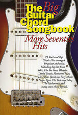 Guitar Chord Songbook Seventies 70s Hits Learn to Play Pop Music Book AC/DC PUNK