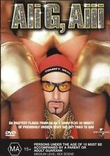 Ali G - All (DVD, 2002)  LIKE NEW ... R 4