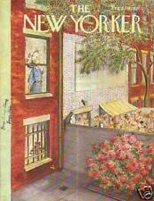 1955 New Yorker June 18 - The Cocktail Party Next Door