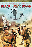 Black Hawk Down (DVD, 2006, Extended Cut) Very Good Condition