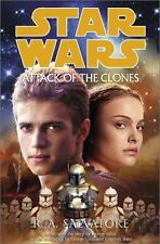 Star Wars Episode II: Attack of the Clones by R. A. Salvatore