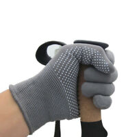 AU_ Useful Outdoor Anti-slip Sport Bike Cycling Safety Elastic Full Finger Glove