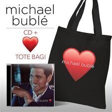 MICHAEL BUBLE Love (PLUS Tote Bag) CD NEW