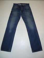 Pepe Jeans Hommes Jeans Pantalon Bleu w31 ou w32 l34 regarder #05-7