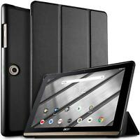 TabletHutBox Slim Smart Cover Case for Acer Iconia One 10 B3-A50FHD 10 inch