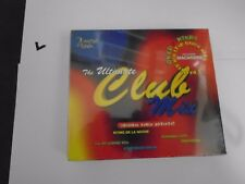 THE ULTIMATE CLUB MIX 2 CD SET NEW 0RIGINAL DANCE ARTISTS