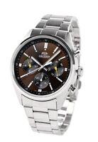 ORIENT Standard Neo 70's PANDA Quartz WV0041UZ Men's Watch New in Box