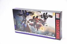 Transformers G1 Platinum Edition SEEKER SQUADRON Digre Thrust Ramjet Gift Toy