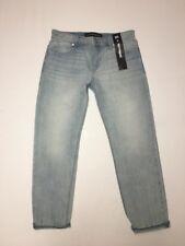 Express Womens Jeans Boyfriend Size 0 Reg Inseam 26 Rigid Denim NWT $88