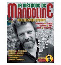 La Méthode de mandoline - Séguret - JJ Rebillard (+CD)
