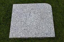 Polished Granite Cantilever Garden Parasol Base - 25KGS