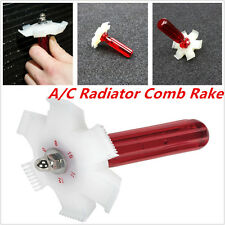 A/C Condenser Radiator Fin Straightener Cleaner Comb Rake Tools 8 9 10 12 14 15