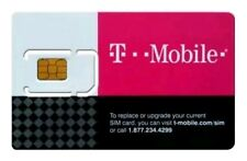 T-Mobile $75 ONE Sim Unlimited 4G LTE Plan (Mexico & Canada included)