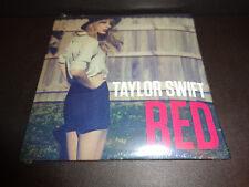 TAYLOR SWIFT - RED - CD SINGLE Numbered BRAND NEW SEALED UPC #843930010288
