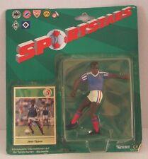 Sealed Sportstars Action Figure & Card Jean Tigana France Kenner