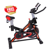 New listing Bicycle Cycling Fitness Gym Exercise Stationary Bike Cardio Workout Home Indoor