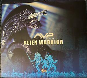 Hot Toys -  Alien vs Predator Alien Warrior 1/6 Scale - Damaged