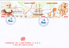 Cabo Verde - 2009 - Charles Darwin