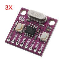 3Pcs CJMCU-508 PIC12F508 Microcontroller Development Board