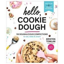 Hello, Cookie Dough by Kristen Tomlan (author)